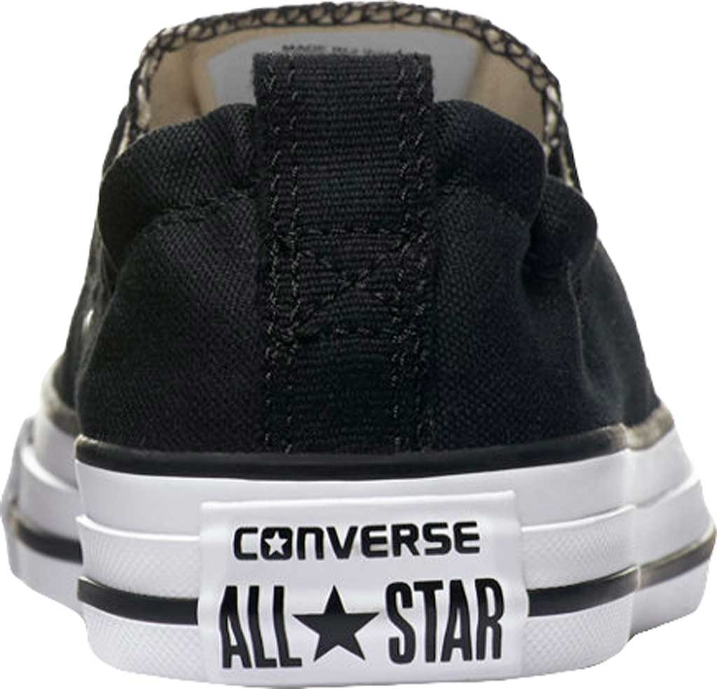 Women's Converse Chuck Taylor All Star Shoreline Sneaker, Black, large, image 4