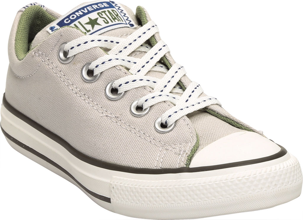 Children's Converse Chuck Taylor Summer Street Canvas Sneaker, Pale Putty/Street Sage Canvas/Fabric, large, image 1