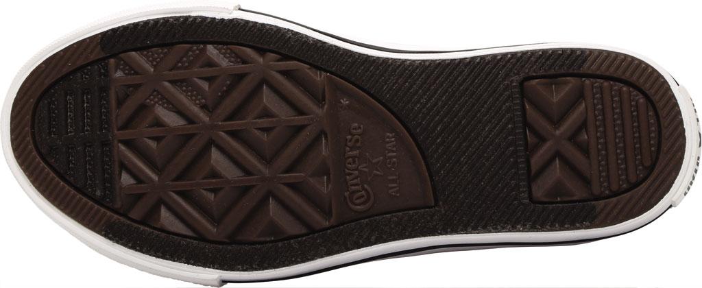 Children's Converse Chuck Taylor Glitter Madison Textile Sneaker, Egret/Orange Calcite Glitter Textile/Fabric, large, image 6