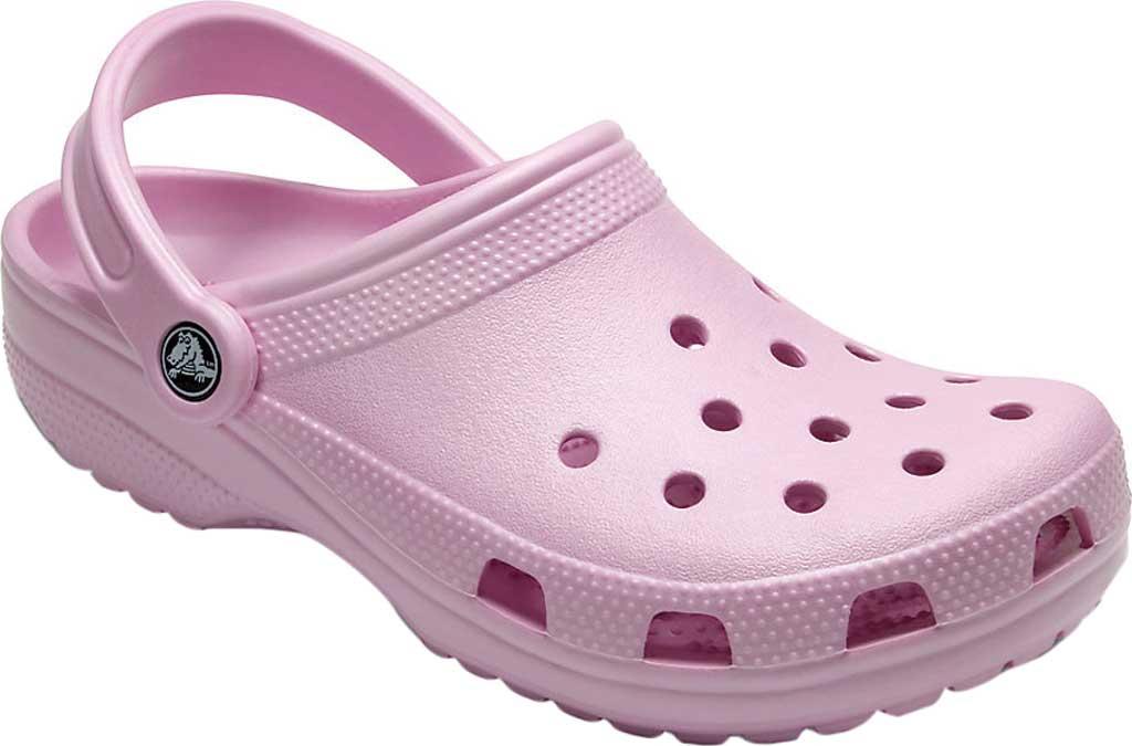 Crocs Classic Clog, Ballerina Pink, large, image 1