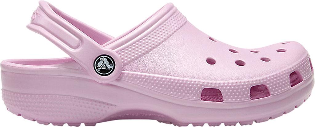 Crocs Classic Clog, Ballerina Pink, large, image 2