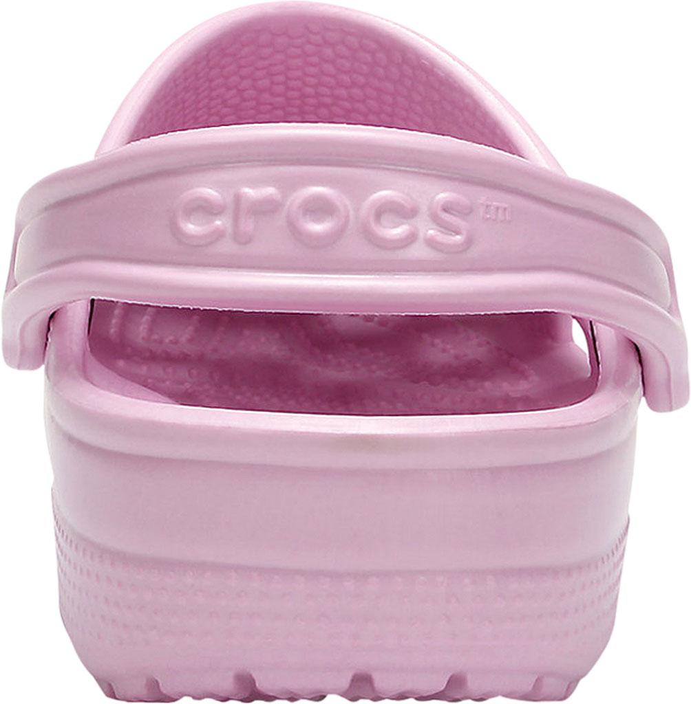 Crocs Classic Clog, Ballerina Pink, large, image 3