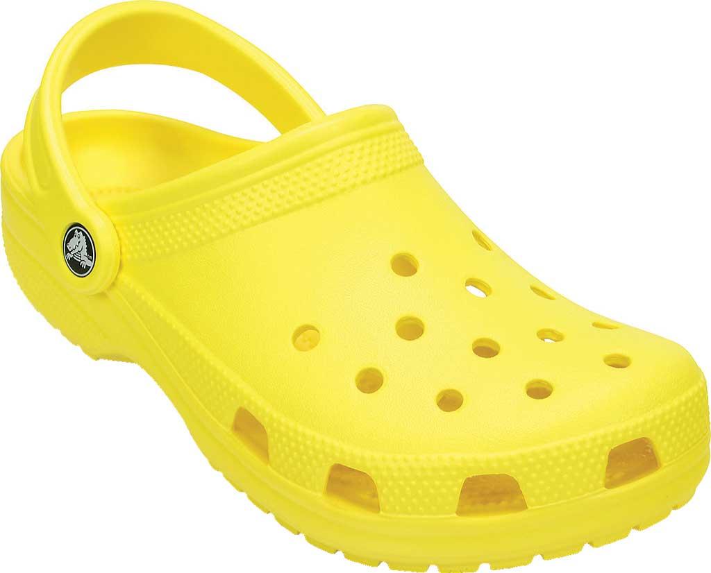 Crocs Classic Clog, Lemon, large, image 1