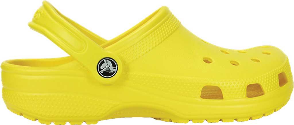 Crocs Classic Clog, Lemon, large, image 2