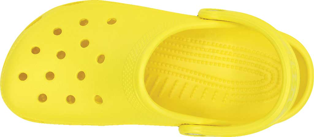 Crocs Classic Clog, Lemon, large, image 4