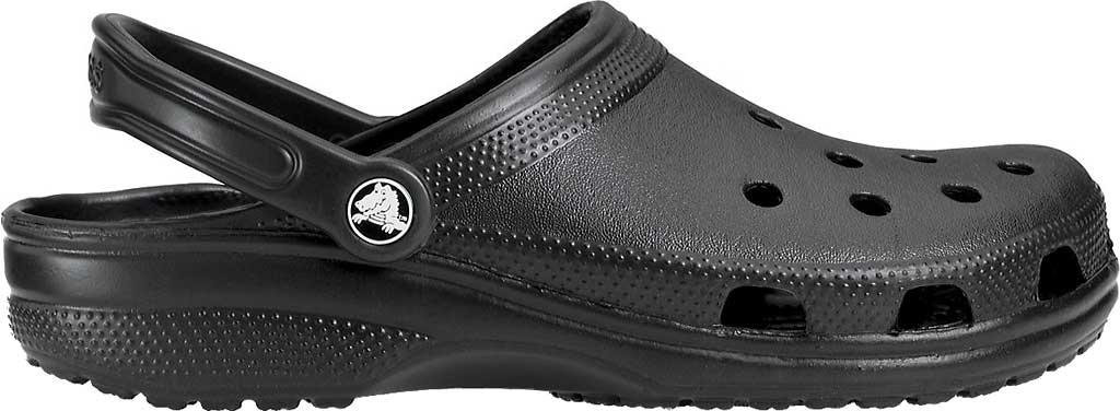 Crocs Classic Clog, Black, large, image 2