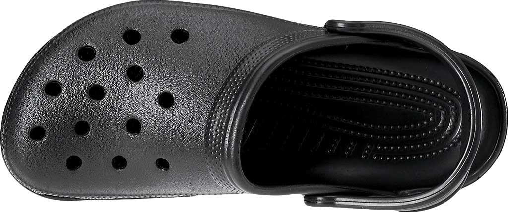 Crocs Classic Clog, Black, large, image 5