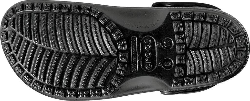 Crocs Classic Clog, Black, large, image 6