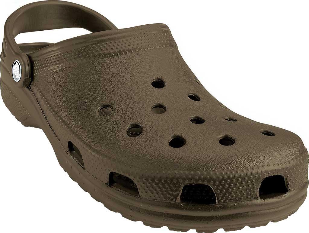 Crocs Classic Clog, Chocolate, large, image 1