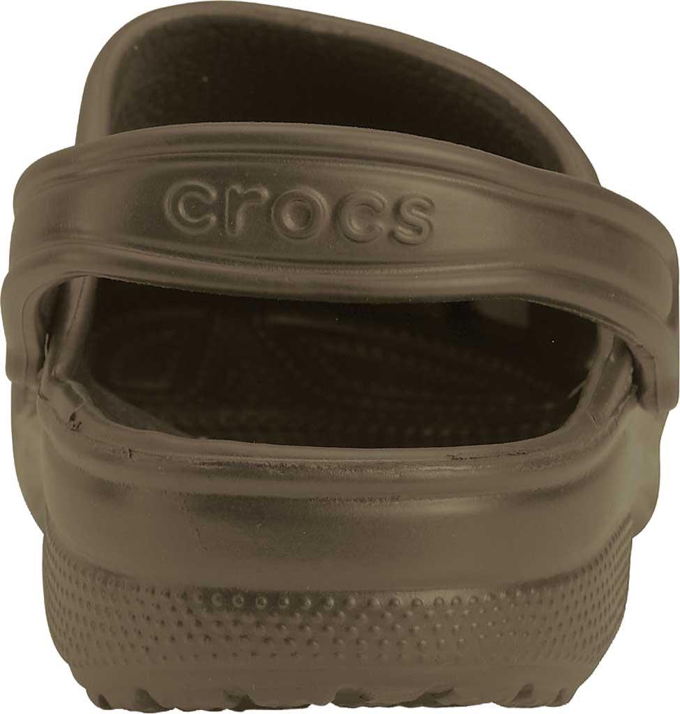Crocs Classic Clog, Chocolate, large, image 4