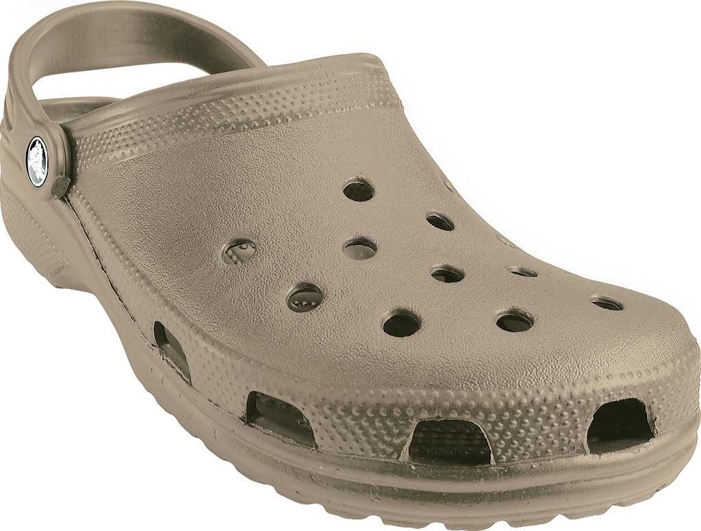 Crocs Classic Clog, Khaki, large, image 1