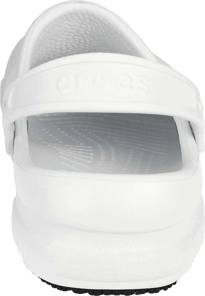 Crocs Bistro, White, large, image 3