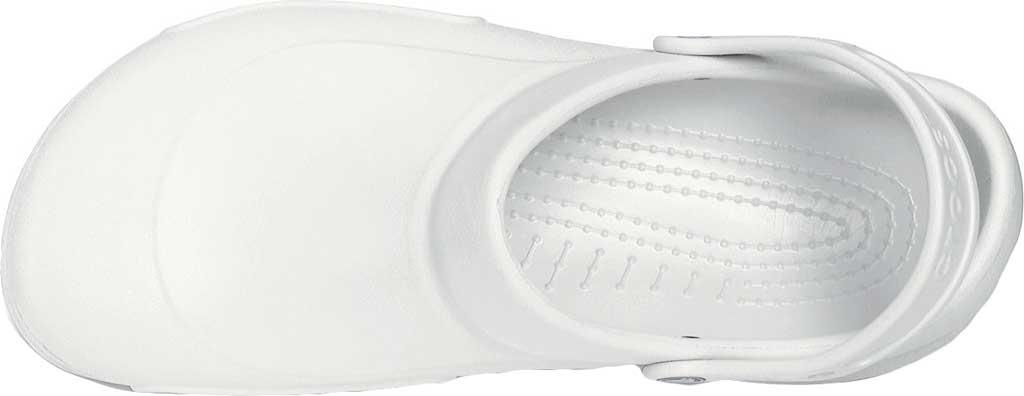 Crocs Bistro, White, large, image 4
