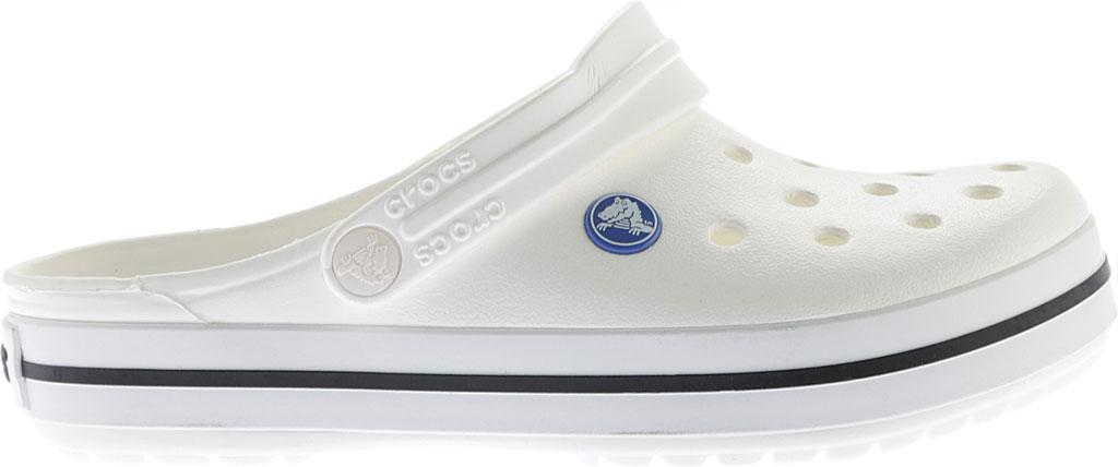 Crocs Crocband, White, large, image 2