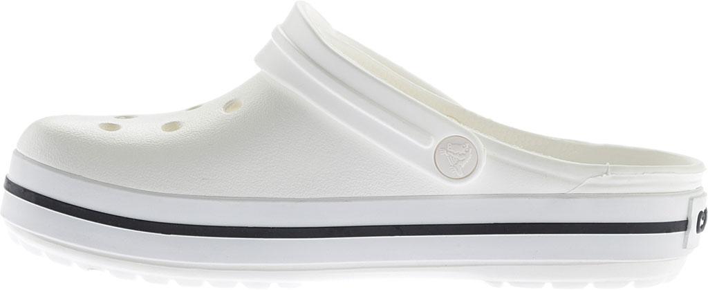 Crocs Crocband, White, large, image 3