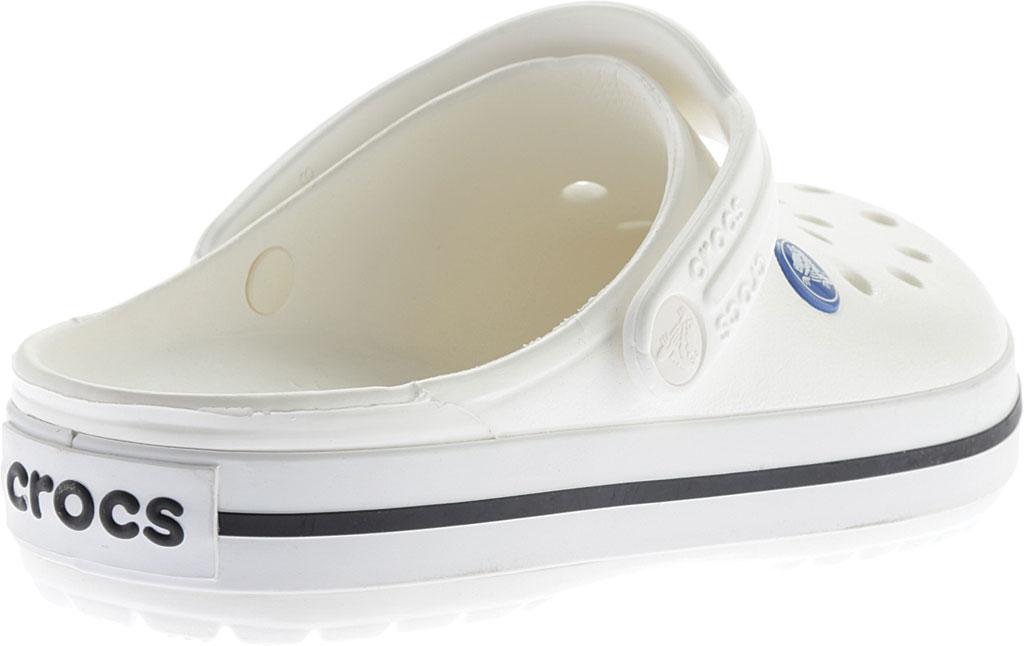 Crocs Crocband, White, large, image 4