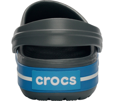 Crocs Crocband, Charcoal/Ocean, large, image 3