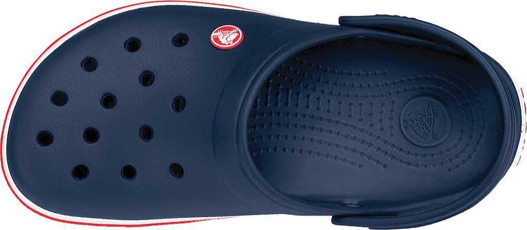 Crocs Crocband, Navy, large, image 4