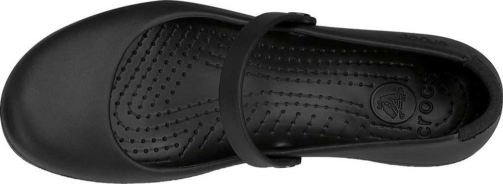 Women's Crocs Alice Work, Black, large, image 4