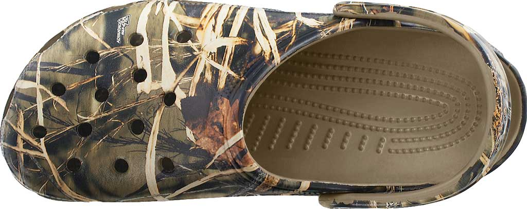 Crocs Classic Realtree V2, Khaki, large, image 4