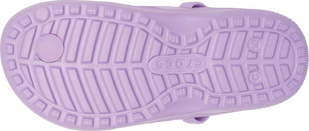 Children's Crocs Classic Flip Flop Sandal Juniors, Orchid, large, image 6