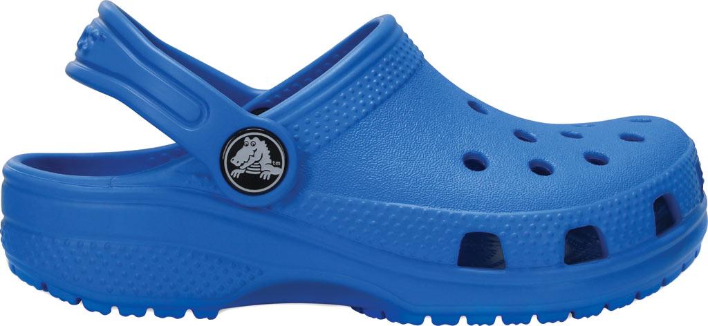 Infant Crocs Kids Classic Clog, Ocean, large, image 2