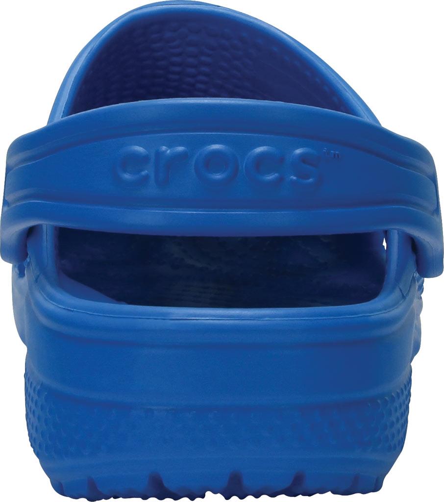 Infant Crocs Kids Classic Clog, Ocean, large, image 3