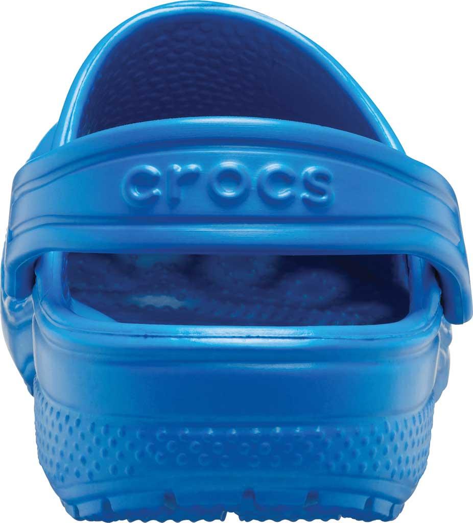 Infant Crocs Kids Classic Clog, Bright Cobalt, large, image 3