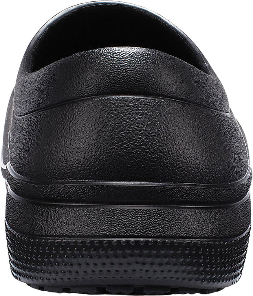 Crocs On-The-Clock Work Slip-On, Black, large, image 3