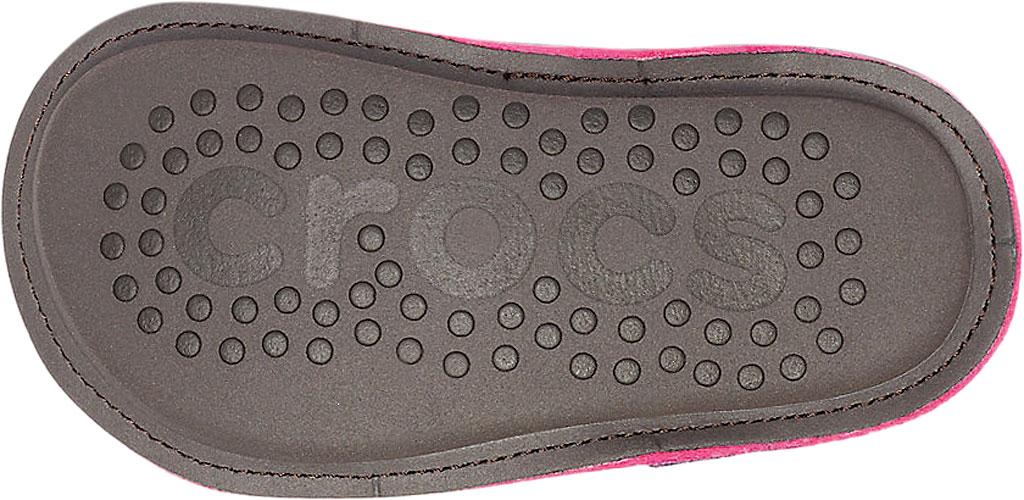 Children's Crocs Classic Slipper Junior, Candy Pink, large, image 7