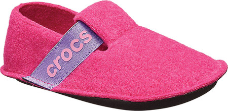 Children's Crocs Classic Slipper Junior, Candy Pink, large, image 1