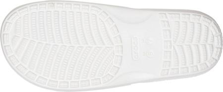 Crocs Classic American Flag Slide, White/Multi, large, image 5
