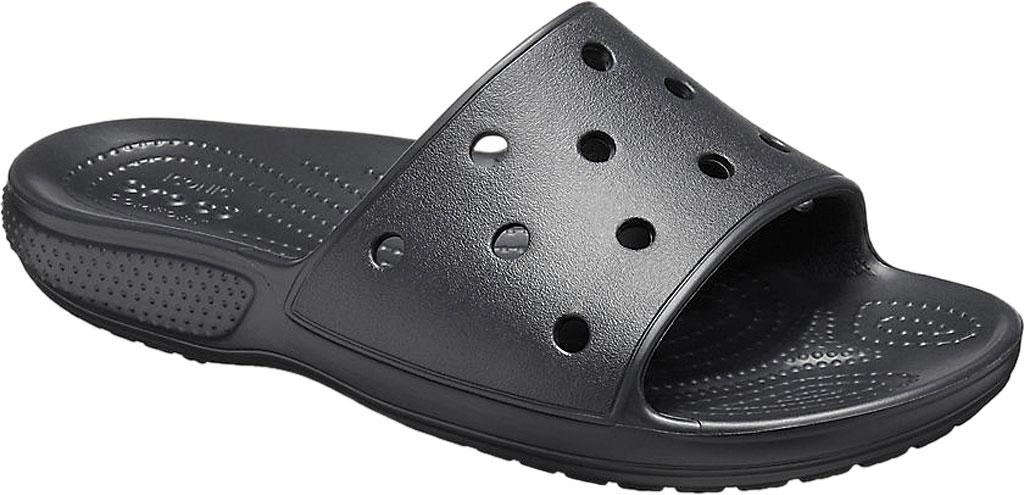 Crocs Classic Slide, Black, large, image 1