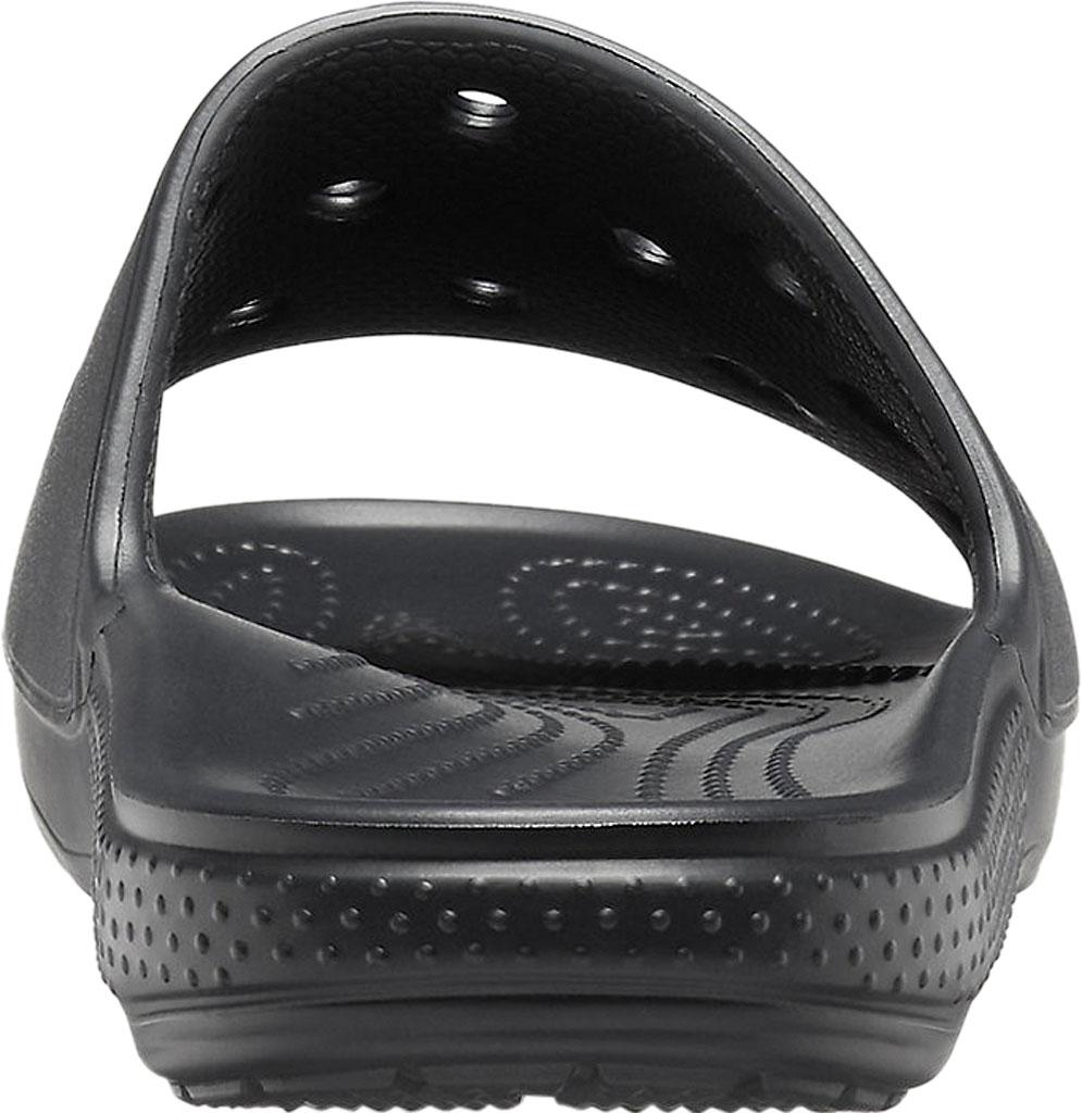 Crocs Classic Slide, Black, large, image 3