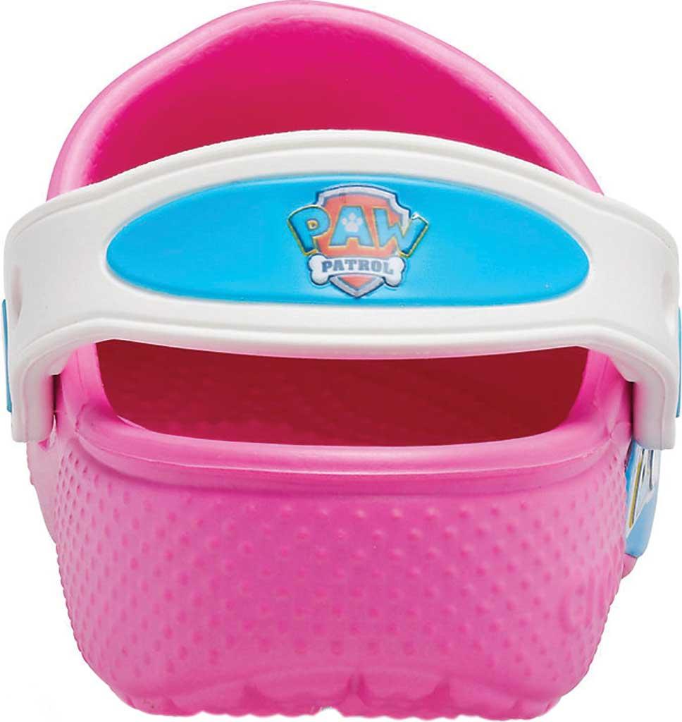 Infant Crocs Fun Lab Paw Patrol Clog Kids, Electric Pink, large, image 3