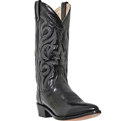 Men's Dan Post Boots Mignon J Toe, Black, large, image 1