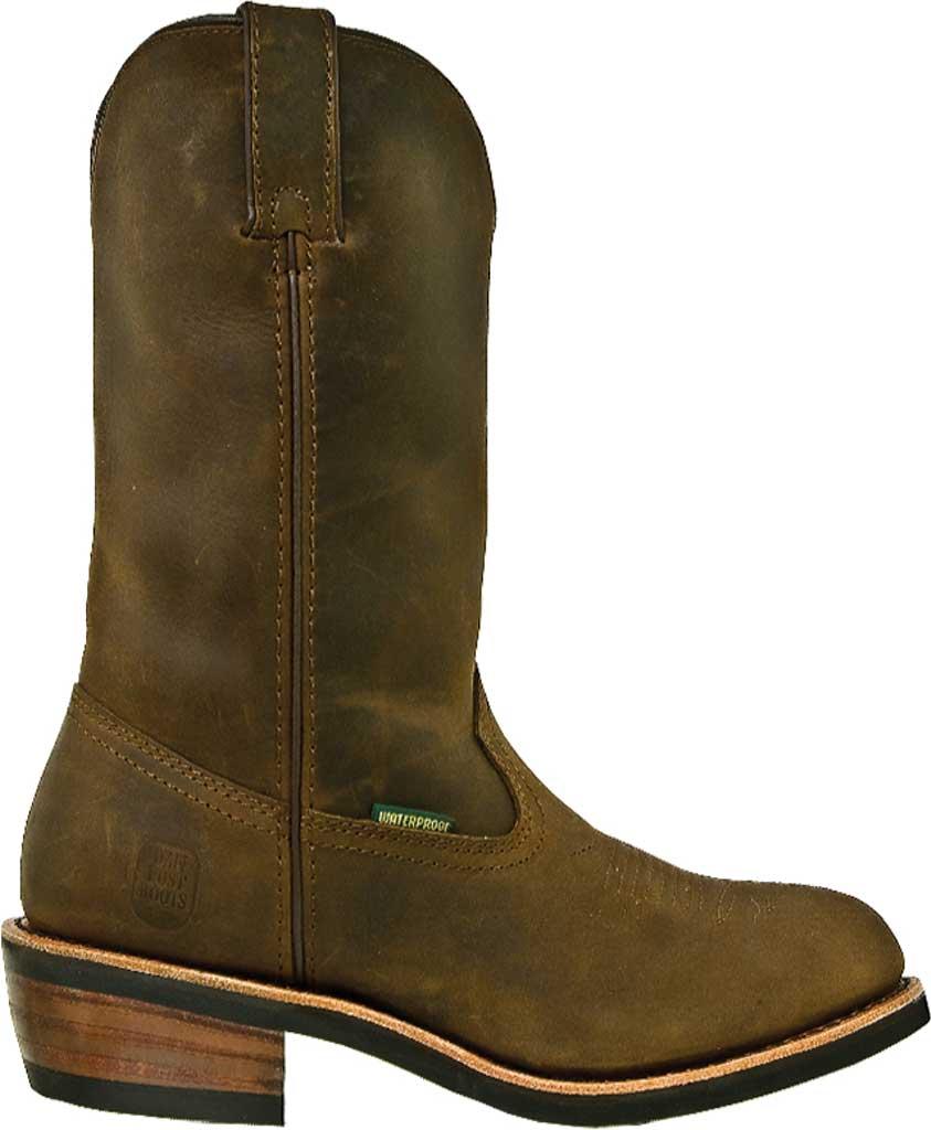 """Men's Dan Post Boots 12"""" Waterproof, , large, image 2"""