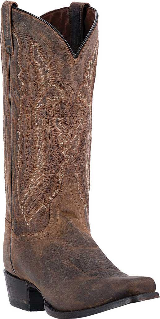 Men's Dan Post Boots Renegade CS DP2163, Bay Apache Distressed Leather, large, image 1