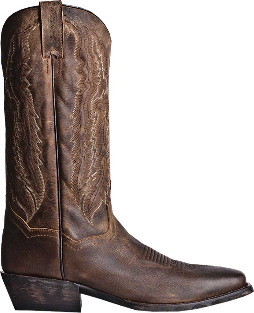 Men's Dan Post Boots Renegade CS DP2163, Bay Apache Distressed Leather, large, image 2