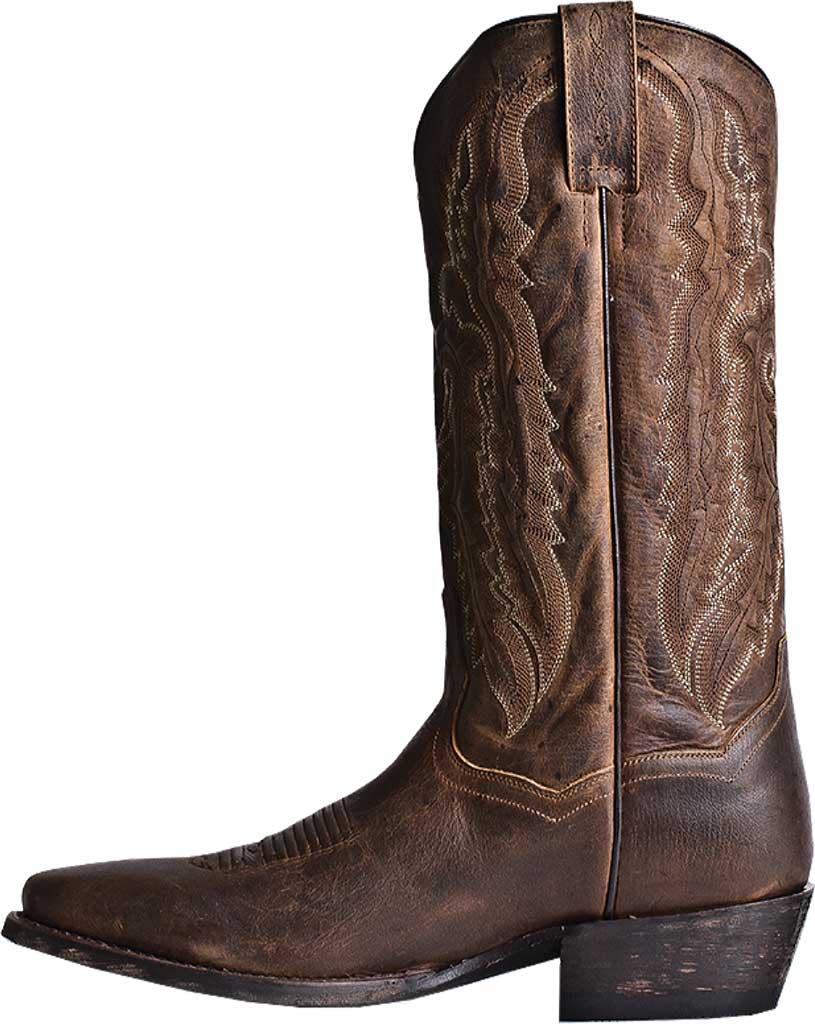 Men's Dan Post Boots Renegade CS DP2163, Bay Apache Distressed Leather, large, image 3