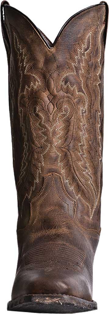 Men's Dan Post Boots Renegade CS DP2163, Bay Apache Distressed Leather, large, image 4