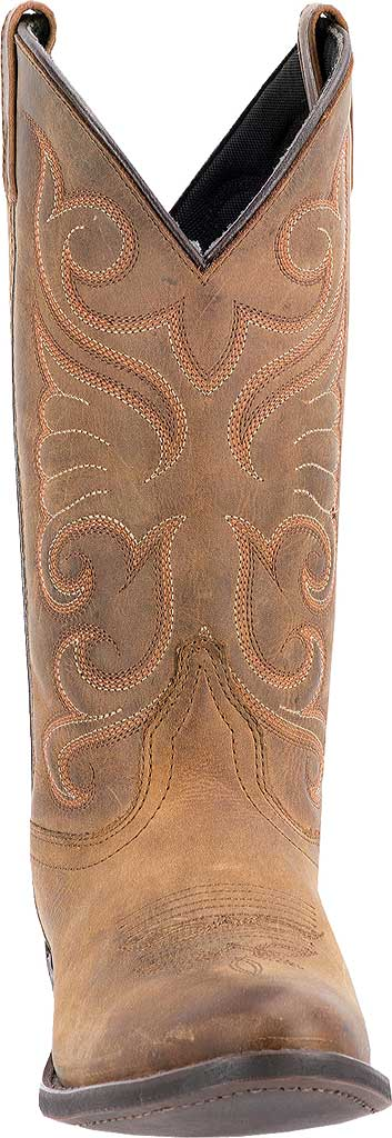 Women's Laredo Bridget 51084, Tan Distressed Leather, large, image 4