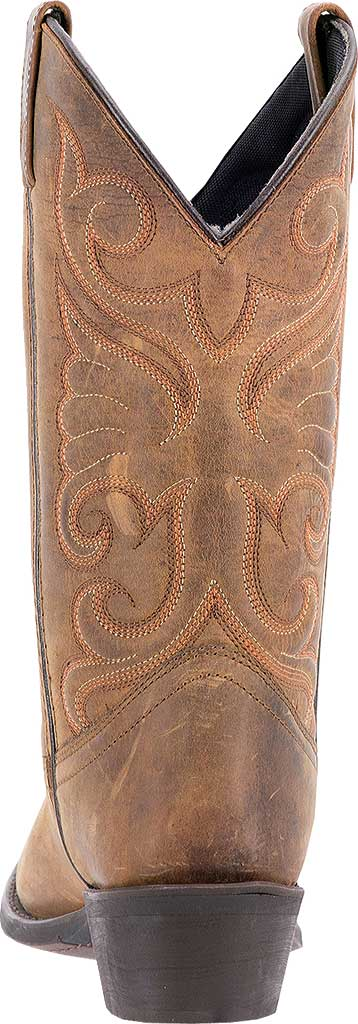 Women's Laredo Bridget 51084, Tan Distressed Leather, large, image 5