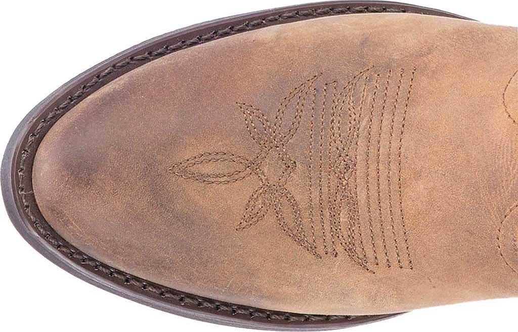 Women's Laredo Bridget 51084, Tan Distressed Leather, large, image 6