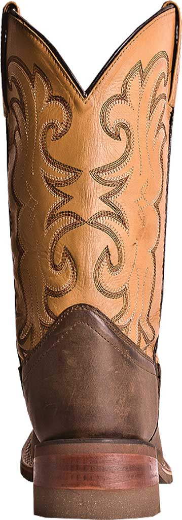 Men's Dan Post Boots Ferrier DP69831, Tan Distressed Leather/Spice, large, image 5