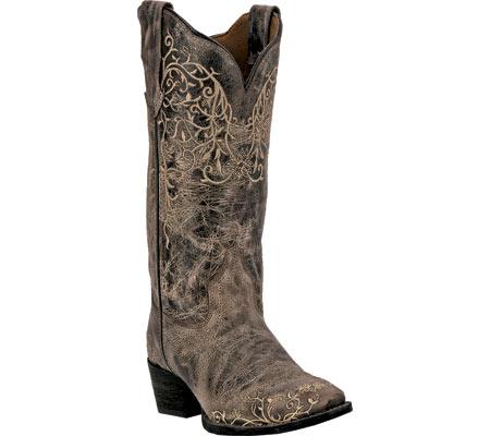 Women's Laredo Jasmine 52177, Taupe Distressed Leather, large, image 1