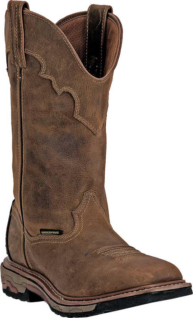 Men's Dan Post Boots Blayde DP69402, Saddle Tan Leather, large, image 1