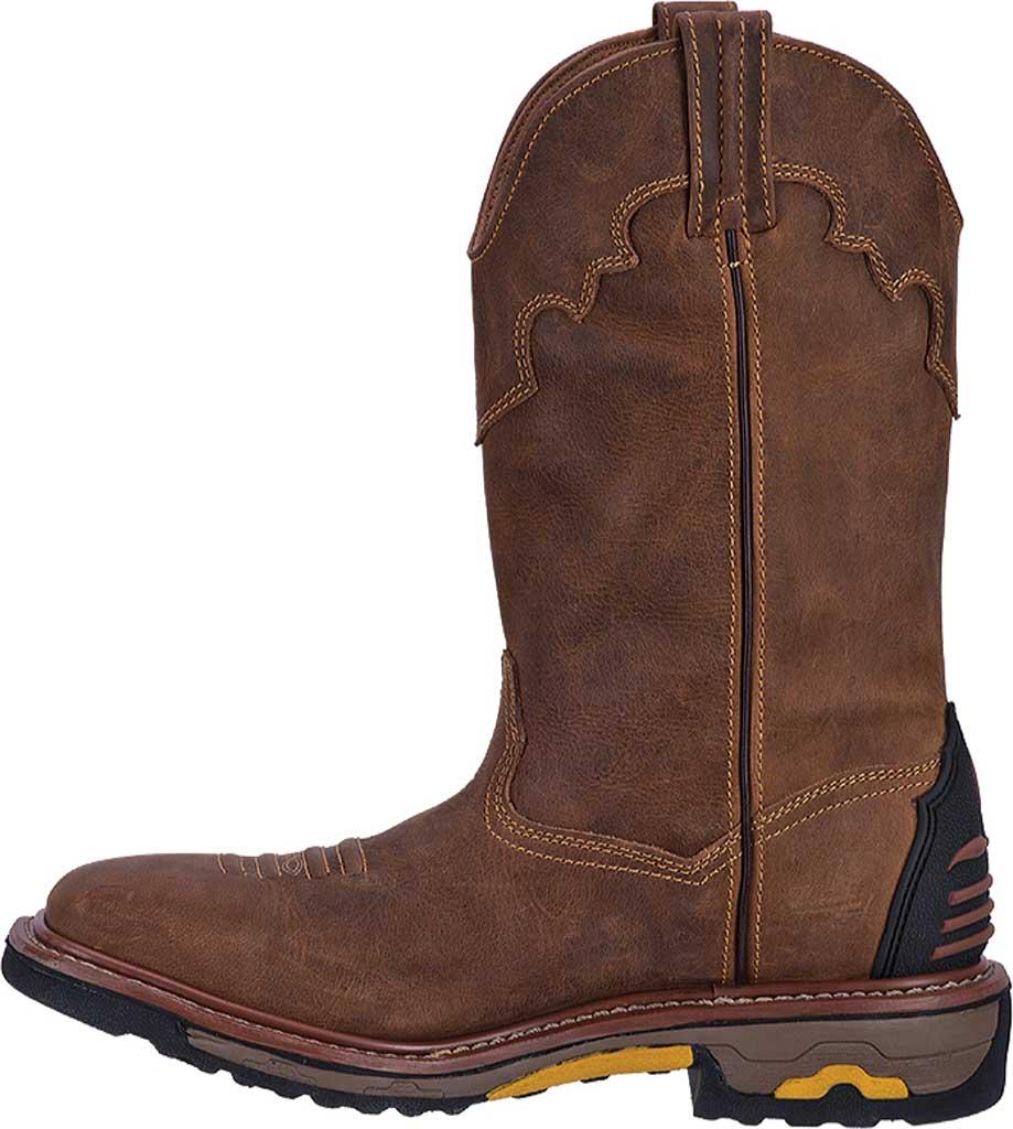Men's Dan Post Boots Blayde DP69402, Saddle Tan Leather, large, image 3