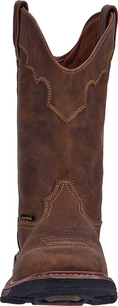 Men's Dan Post Boots Blayde DP69402, Saddle Tan Leather, large, image 4