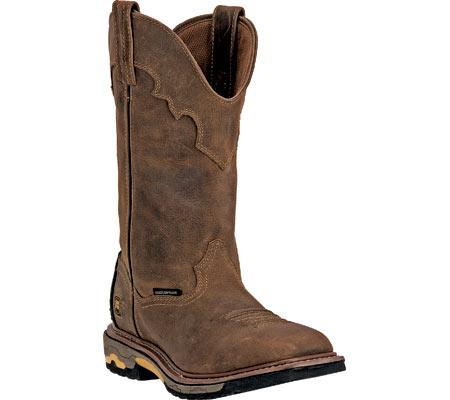 Men's Dan Post Boots Blayde DP69482, Saddle Tan Leather, large, image 1